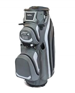 2014-Bag-Boy-Revolver-LTD-Cart-Golf-Bag-with-14-Way-Rotating-Top-034-CHARCOAL-034