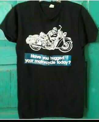 Vintage Indian Motorcycles T-Shirt 1970s. Late 70s Early 80s Tee Shirt Sz S. EUC