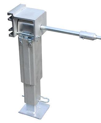 SMV Alumatic Alu-Matic Alu-Stützen aus Aluminium LEICHT!