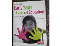 Early years/ childcare book bundle