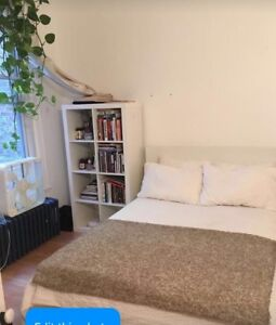 Mile end  sublet room for May-June 30th