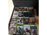 16 Xbox 360 games bundle