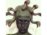 Halloween/SFX special effects media make up artist MUA