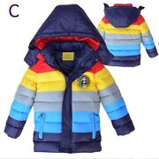 Boys Winter Jacket 4/5
