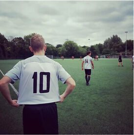 Football Trials - Intermediate Amateur - Step 8 & 10 - Matches Filmed - Social Scene