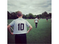 Looking for a new Centre Back CB - Football Trials - Saturday - Midweek Training SW London
