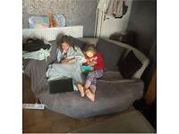 2 sofa free good home