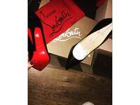Genuine Christian Louboutin So Kate size 5! Brand New!