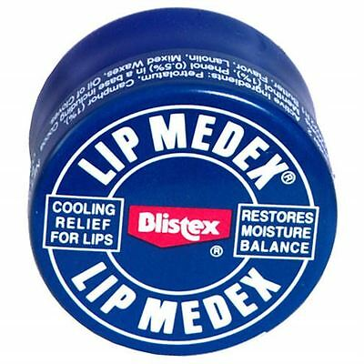 Blistex Lip Medex 0.25 oz (Pack of 3)