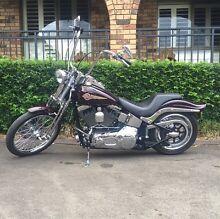 2006 Harley Davidson Springer Softail FXSTSI **DEPOSIT TAKEN** Sydney City Inner Sydney Preview