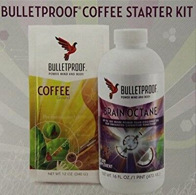 Bullet Tempered support Coffee Starter Kit (Amazon Exclusive) - Brain Octaine