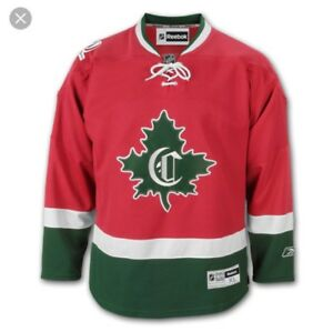 Wanted: Montreal Canadiens Centennial NHL Hockey Jersey