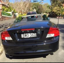 2010 Volvo C70 Convertible Smithfield Parramatta Area Preview