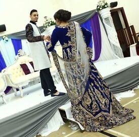 Indian Wedding Dress- worth £2500