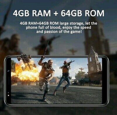 Usado, Note 7 pro smartphones 4G LTE celulares 4GB RAM 64GB ROM quad core 13MP... comprar usado  Enviando para Brazil