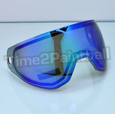Green Army Lens (HK Army KLR Pure Thermal Lens - Aurora Green **FREE SHIPPING** Paintball Mirror  )
