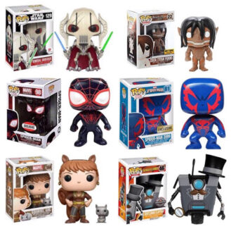 Wanted: Wanted: Funko Pop Vinyls
