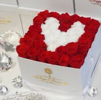 Eternity Natural Roses Last 1 Year, Canada/Nationwide Shipping