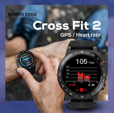 North EDGE GPS Smart Watch Speaker Bluetooth Call Sports Watch Calorie Burning