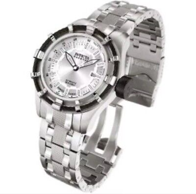 New Invicta Reserve Bolt  6039 Automatic/26 Jew( Only 2 On Ebay)