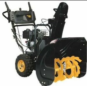 For sale brand new snow blower POULAN Pro 8.25 dual stage
