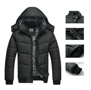 2015-Mens-Warm-Hoodie-Hoodey-Coat-Parka-Winter-Coat-Outwear-Down-Jacket
