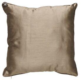 Brand New Paris Cushion Faux Silk