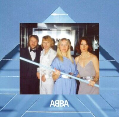 "ABBA Voulez Vous : 40th Anniversary 7 x 7"" Vinyl Box Set : New & Sealed"