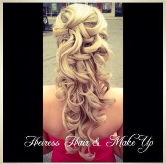 PROFESSIONAL HAIR AND MAKE UP