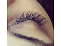 INDIVIDUAL, SEMI-PERMANENT MINK EYELASHES - LONDON - ONLY £20 (discounted rate)