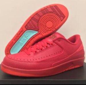 Jordan Gym Red 2's size 11 need gone asap !!!!