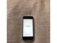 iPhone 5C EE / Virgin white good condition