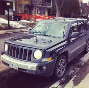 2009 Jeep Patriot Limited SUV, Crossover 4WD