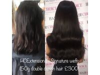 Micro Ring Weft; HCExtensions - signature weft 150g