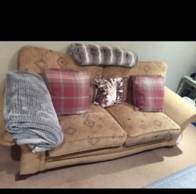 Excellent condition ! Three piece and Two piece sofa!