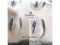 Phi Brows Artist Cheltenham 🌸Microblading HD,Ombre Eyebrows