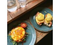 EXPERIENCED CHEF needed for Australian style Cafe in Manchester Northern Quarter