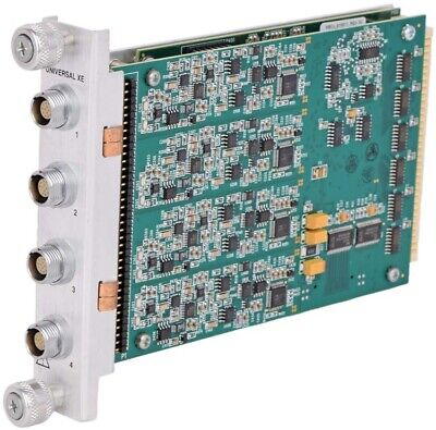 Dsi Data Sciences International Universal Xe 13-7715-59 Plug-in 4-port Module