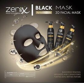 Black mask zenix