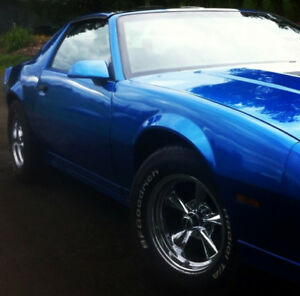 WANTED: 82-84 z28 Camaro front bumper and ground FX