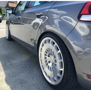 "18"" Rotiform CCVs For Sale w/tires & lugs 5x112"