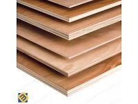 Hardwood Plywood - B/BB Grade Hardwood WBP Plywood Sheets