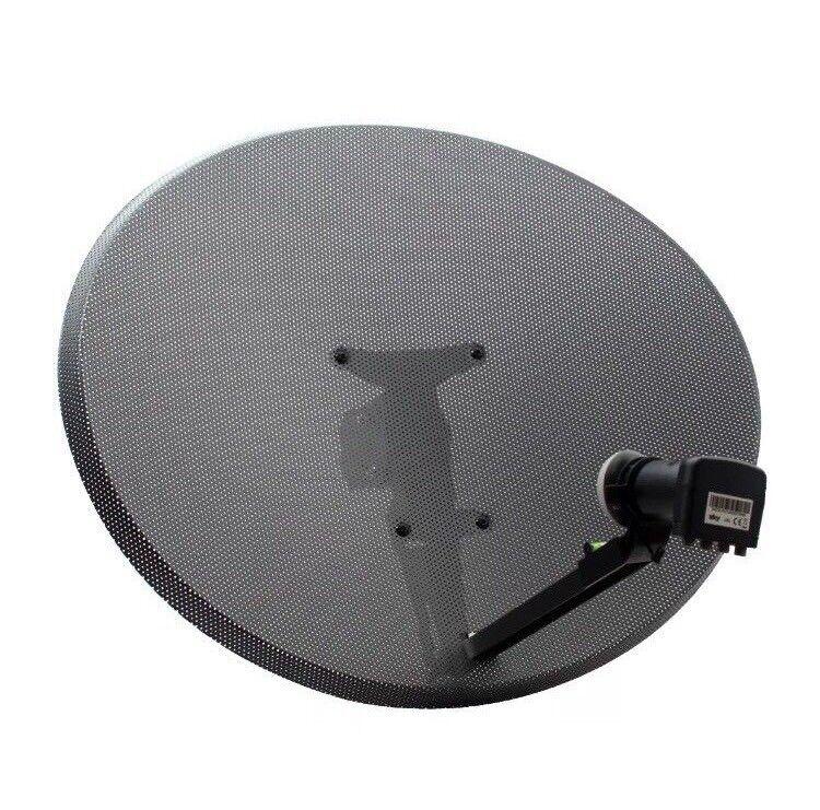 Zone 2 sky satellite dish 80cm