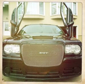 BADASS 2007 Chrysler 300-Series C SRT8 Sedan