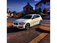 BMW 1 SERIES SPORT 116i (64 plate)