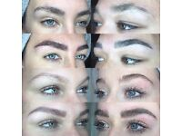 EYEBROWS MICROBLADING PERMANENT MAKEUP