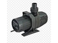 pond pump 6500l