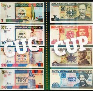 I BUY CUC CUBAN PESOS FOR OUR CND DOLLARS NOBODY PAYS MORE!!!