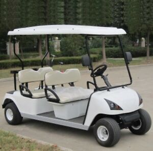 WE ARE LOOKING TO RENT A GOLF CART