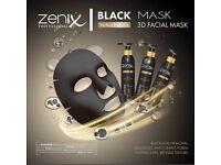 Zenix Black Mask
